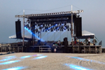 Miami stage rental