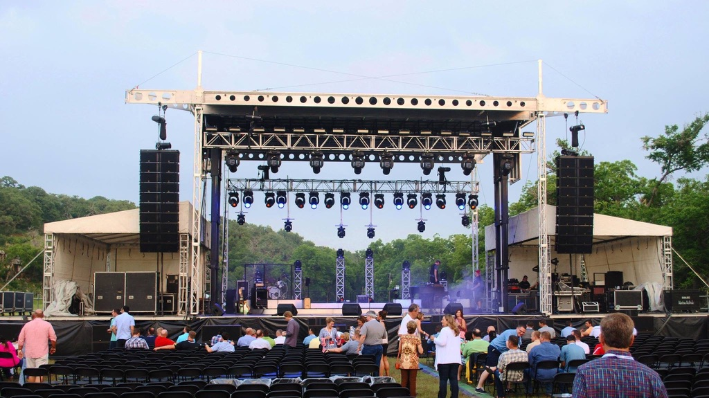 Stages & Risers | Portable Stages, Modular Staging & Portable Platforms